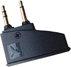 Best audio adapter airplane Reviews
