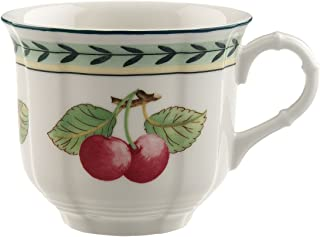 Villeroy & Boch 10-2281-1300 French Garden Fleurence Coffee Cup, Elegant Porcelain Tableware, Pack of 1