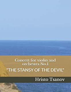 "Concert for violin and orchestra No.1: ""THE STANSY OF THE DEVIL"""