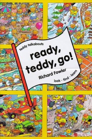 Ready,Teddy Go Hb (Teddy talkabouts)