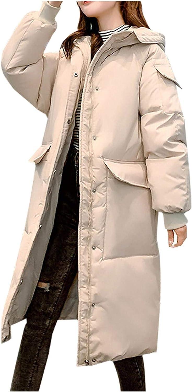 Evangelia.YM Womens Medium Length Down Hoodies Soli Jackets Weekly Popular shop is the lowest price challenge update Coat