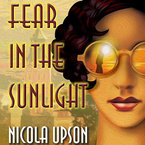 Fear in the Sunlight audiobook cover art