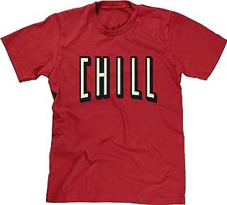 Blittzen Mens T-Shirt and Chill