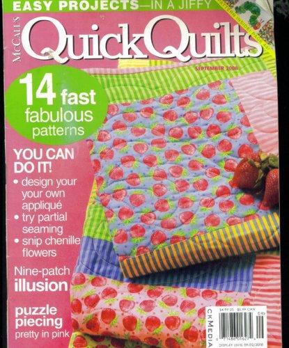 quick quilts magazine - 7