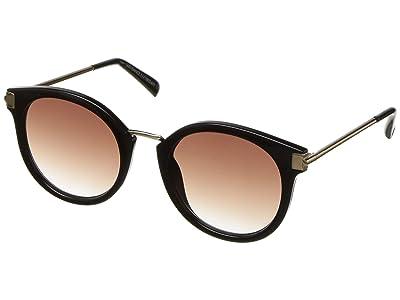 Le Specs Last Dance (Black) Fashion Sunglasses