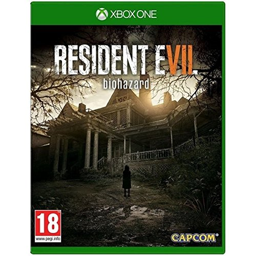Resident Evil 7 Biohazard for Xbox One rated M - Mature