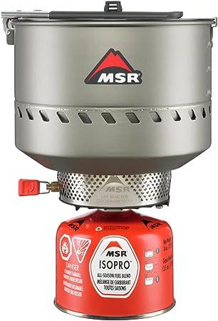 MSR Sistema de Estufa Reactor