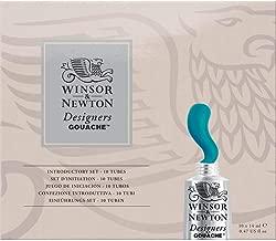 winsor and newton gouache sets
