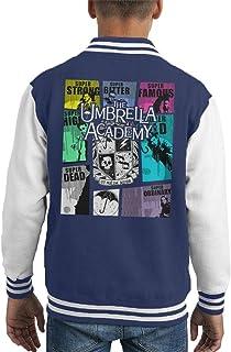 Cloud City 7 The Umbrella Academy GTA Kid's Varsity Jacket