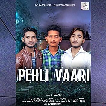 Pehli Vaari (feat. Romi)