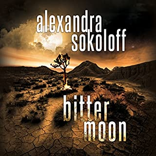 Bitter Moon audiobook cover art