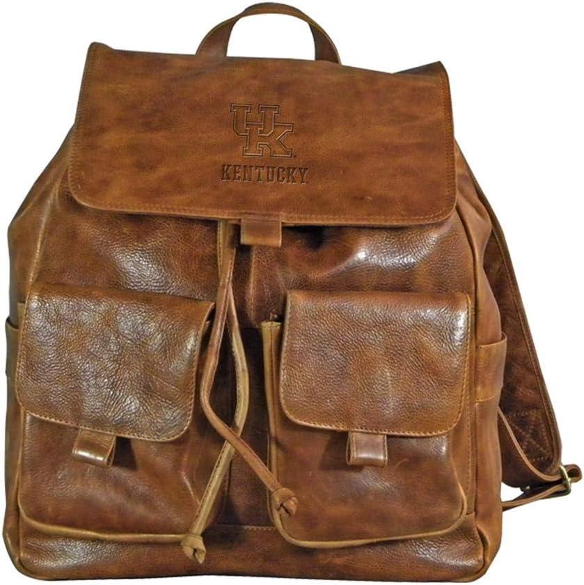 Carolina Sewn Kentucky Wildcats UK New products world's Very popular highest quality popular Leather Westbrid Rucksack Tan