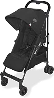 Maclaren Twin Triumph Stroller- Lightweight, compact and easy to maneuvers