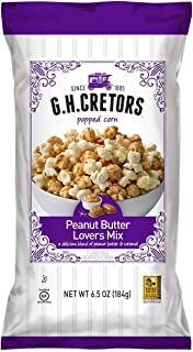 G.H. Cretors Peanut Butter Lovers Mix Popped Corn