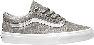 Vans Old Skool Sneaker For Men Silver Size 43 EU (VN0A38G1UAW-040)