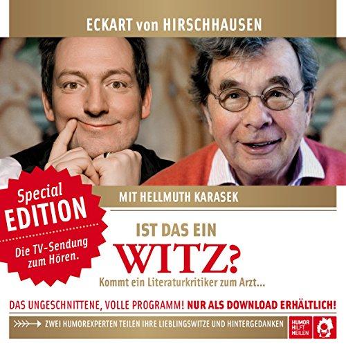 Ist das ein Witz? Live und ungekürzt aus der Glocke in Bremen audiobook cover art