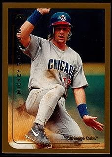 Baseball MLB 1999 Topps #23 Mickey Morandini Cubs
