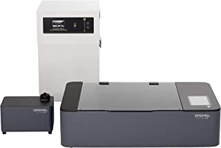 Dremel Laser Cutter with BOFA AD 350 Fume Extractor