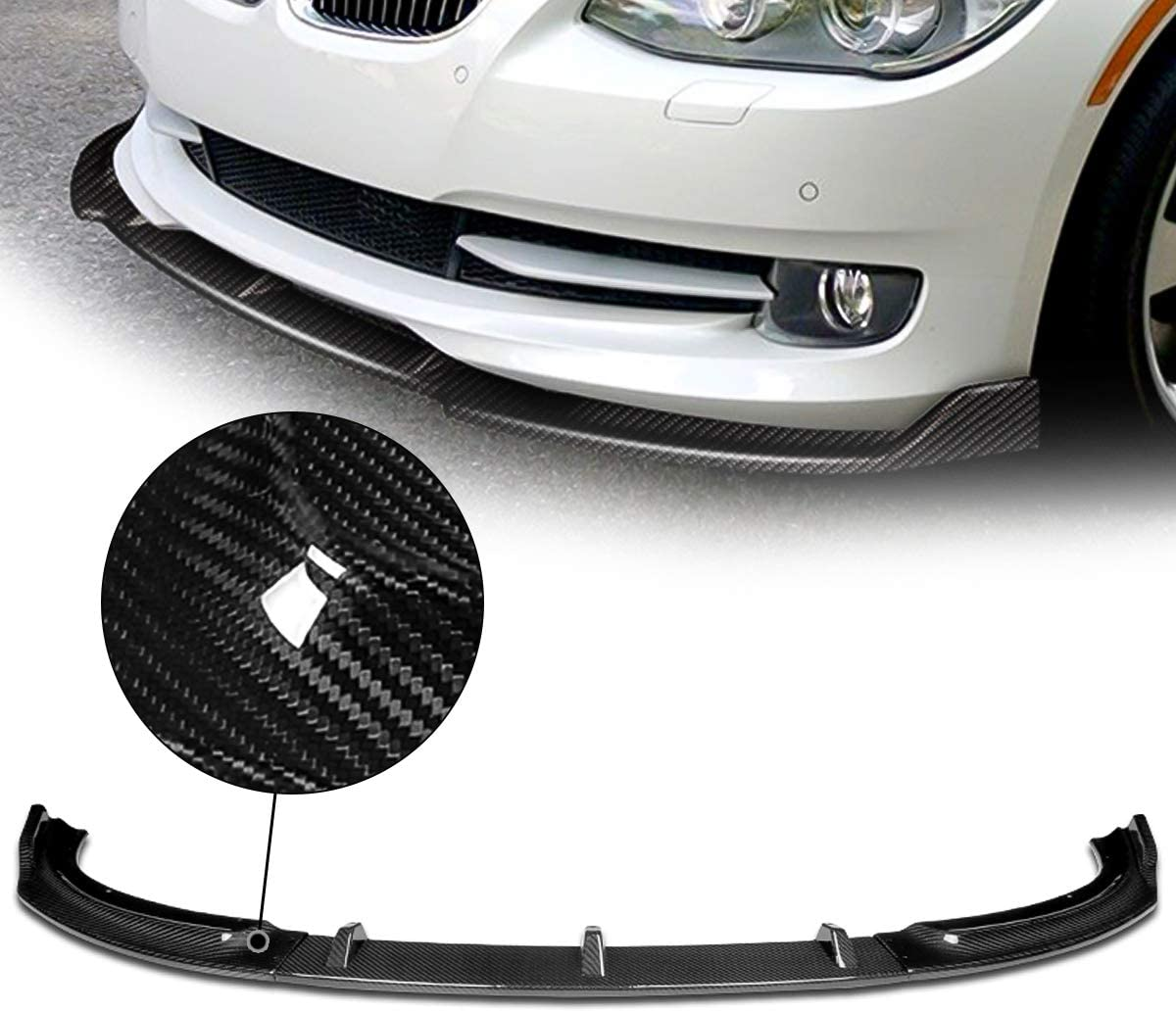 Popular product DNA Motoring 2-PU-676-R-RCF Resin Product Carbon Fiber Front With Vertic