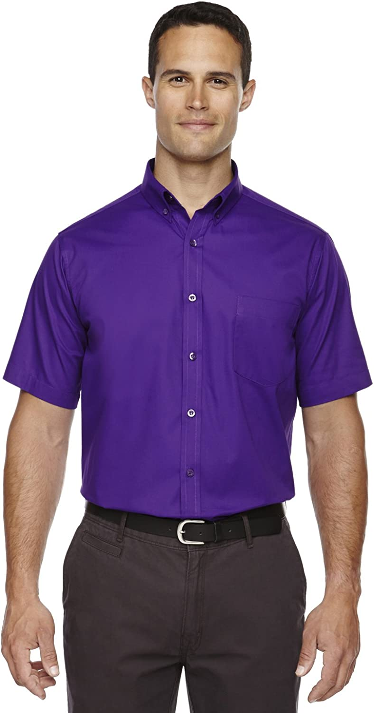 Ash City Core 365 Overseas parallel import regular item Men's Optimum Shirt Mail order Twill