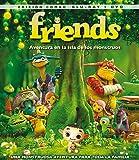 Friends: Aventura En La Isla De Los Monstruos - Cb [Blu-ray]
