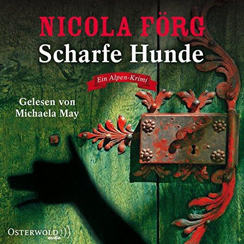 Scharfe Hunde audiobook cover art