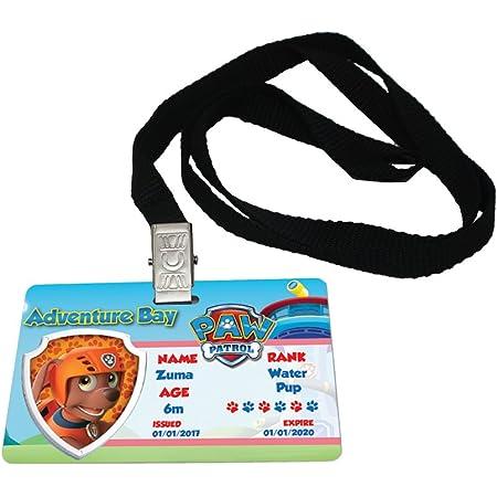 Radiation Detection Badge Novelty ID Badge Prop Costume
