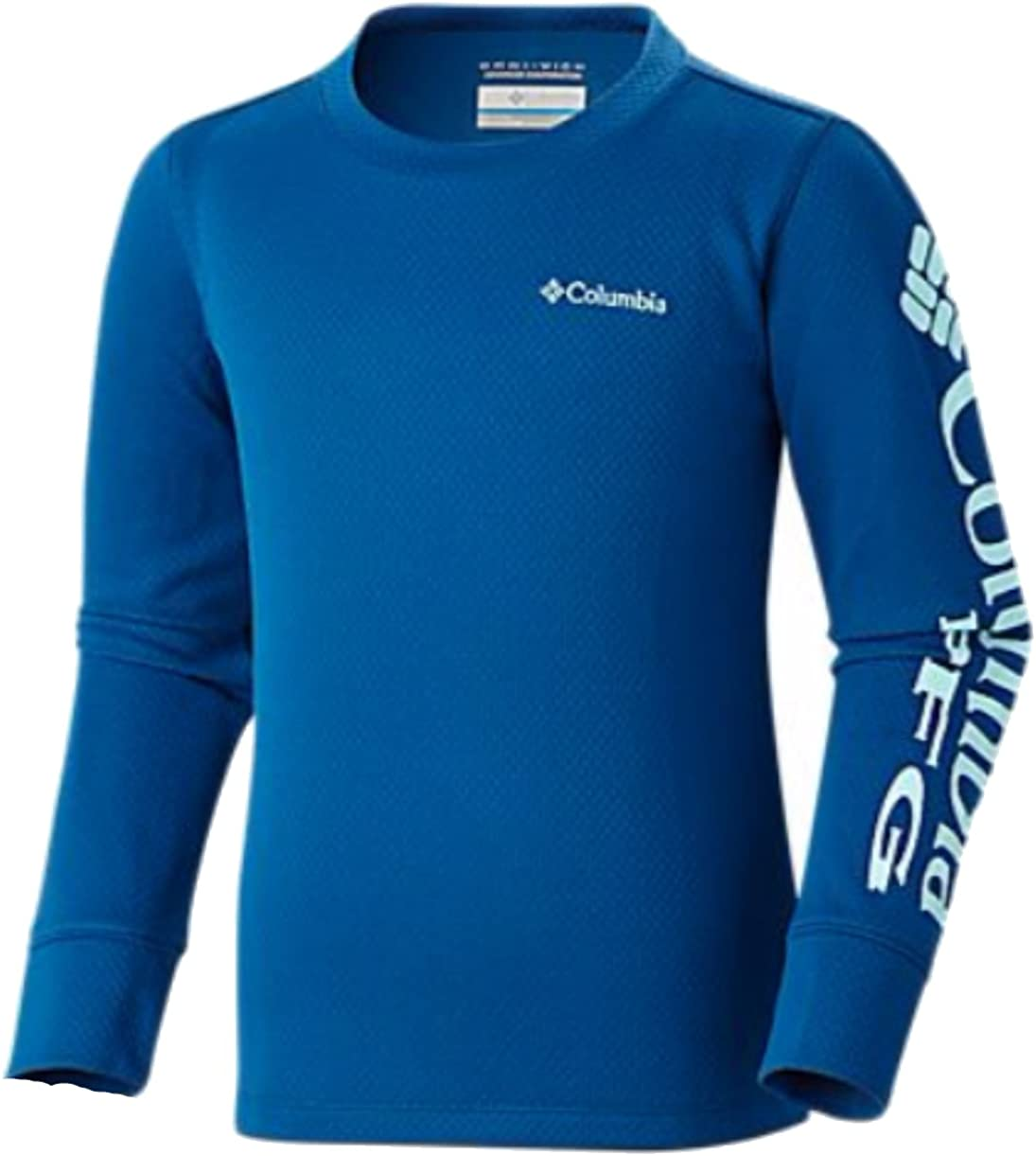 Fixed price for sale Columbia Sportswear Boys Winter Tech Tee High material Blur