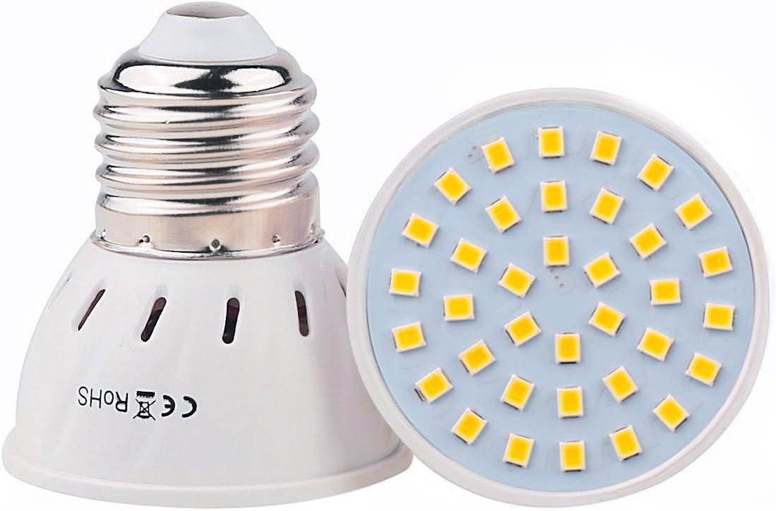 Light Now free shipping Bulbs E27 E26 36LED 3W free Co 2835SMD LED White Warm 200-300Lm