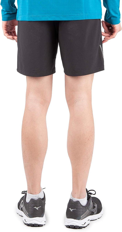 Running Room Men's 7  Stretch Woven 2-in-1 Run Shorts