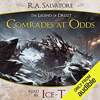Comrades at Odds cover art