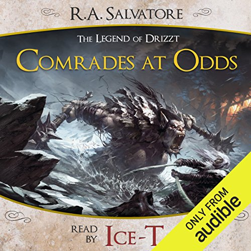 Comrades at Odds audiobook cover art