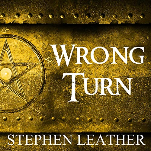 Wrong Turn audiobook cover art