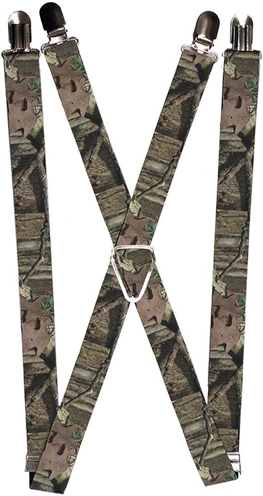 Buckle-Down Suspenders-Mossy Oak Break-up Infinity
