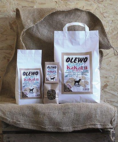 Olewo KaKaLu-Pellets - Kartoffeln-Karotten-Luzerne - 200 g