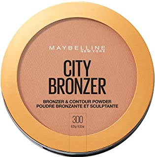 Pó Compacto Bronzeador Maybelline City Bronzer 300