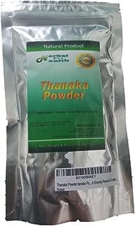 kusuma oil and thanaka powder