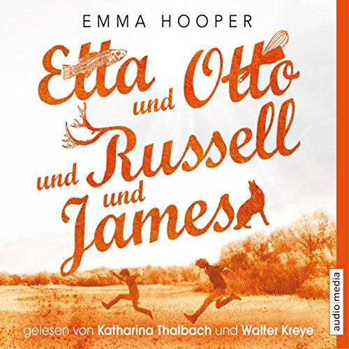 Etta und Otto und Russell und James audiobook cover art