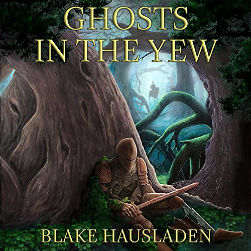 Ghosts in the Yew audiobook cover art