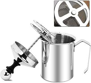Amazon.es: espumador leche - Filtros y repuestos para cafeteras / Café y té: Hogar y cocina