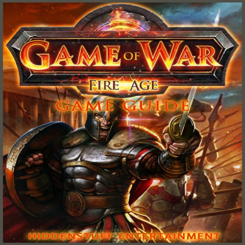 Game of War Fire Age Game Guide audiobook cover art