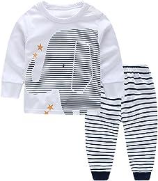 Pyjama Bébé Fille Vêtements Ensembles Pantalons et