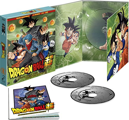 Dragon Ball Super. Box 4. Edición Coleccionistas Blu-Ray [Blu-ray]