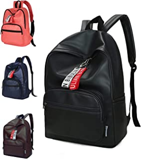 a7a90855f30 Leather Backpacks: Buy Leather Backpacks online at best prices in ...