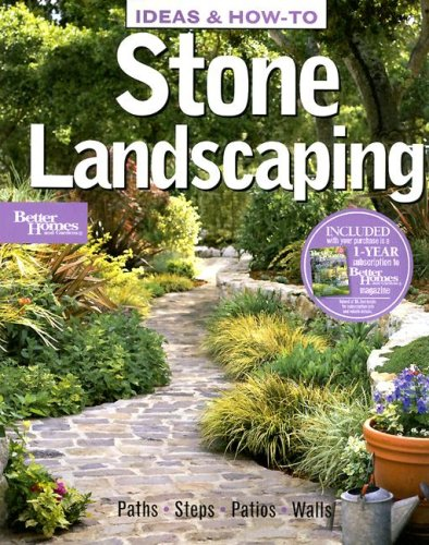 Stone Landscaping...