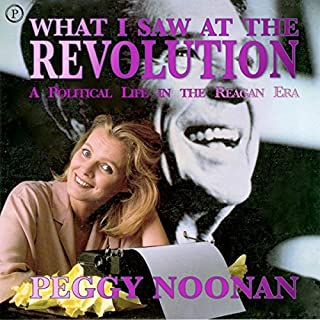 What I Saw At the Revolution audiobook cover art