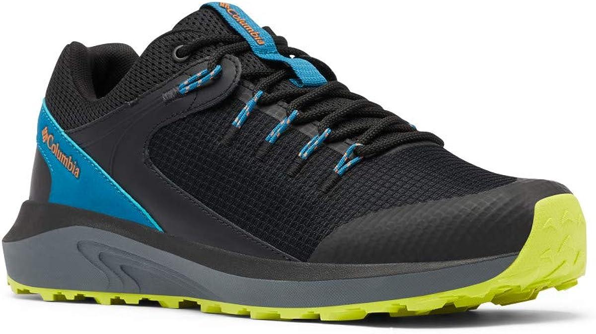 Columbia Mens TRAILSTORM Waterproof Walking Shoe