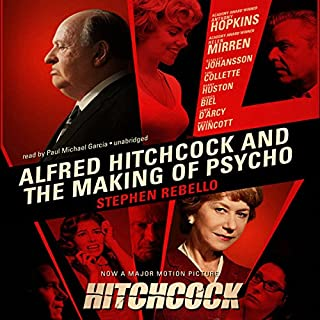 Alfred Hitchcock and the Making of Psycho audiobook cover art