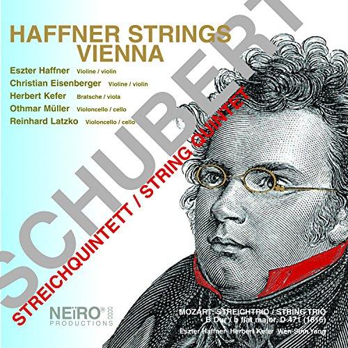 String Quintet, D. 956 in C-Dur: II. Adagio