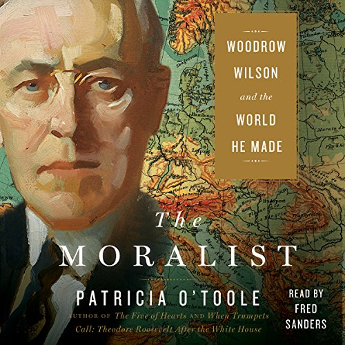 The Moralist audiobook cover art